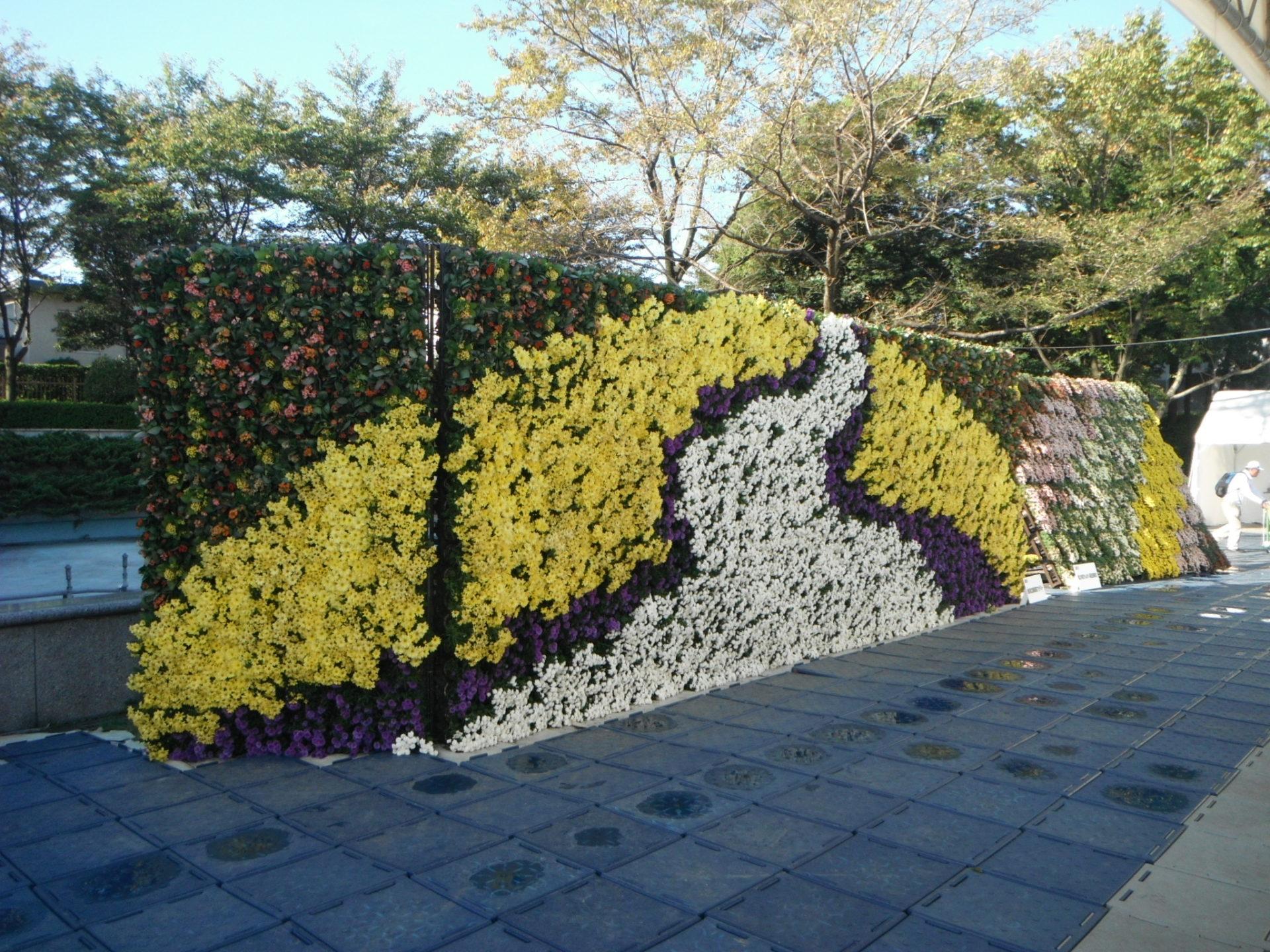 立体花壇事例