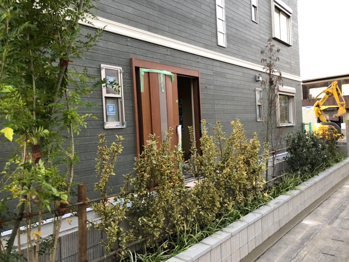 U様邸(名古屋市)エクステリア事例